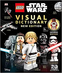 LEGO Star Wars Visual Dictionary, New Edition: With