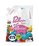 baking soda washing soda - Palmia Bambini, Refill Pack Baby bottle & Dishwashing Liquid with Baking Soda 33,8 Fl Oz (1.000 ml)