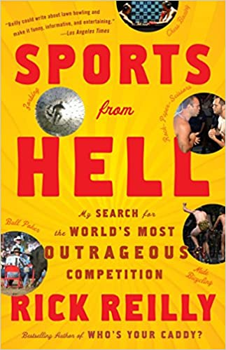Amazon Fr Sports From Hell My Search For The World S Most