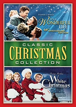 classic christmas collection its a wonderful life white christmas - Classic Christmas Movie