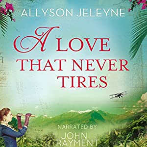 A Love That Never Tires Audiobook
