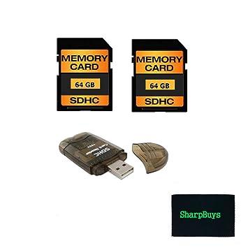 Deluxe Paquete de memoria para Cámara digital Canon EOS 40d y ...