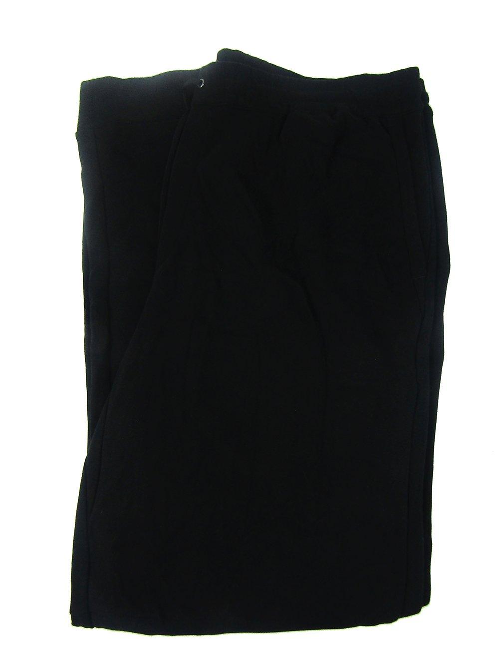 Polo Ralph Lauren Men's Big & Tall Interlock Jogger Pants (2LT, Polo Black)