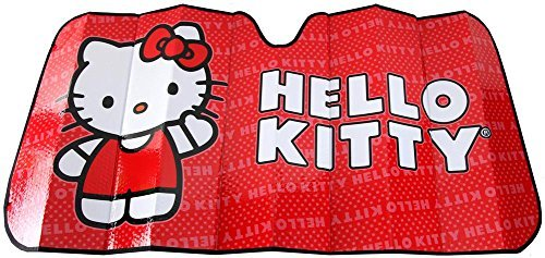 Hello Kitty Car Sunshade Auto Accessories 58 x 28in by A Auto Gear (Image #1)
