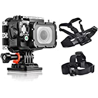 AEE S70 1080P Simple Edition Magicam Action Camera, WiFi, 2 Display, Waterproof