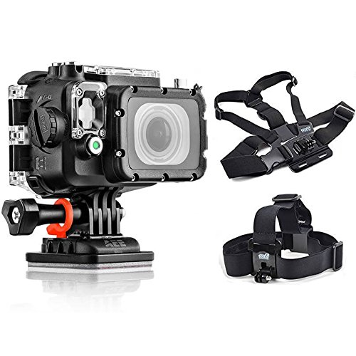 "AEE S70 1080P Simple Edition Magicam Action Camera, WiFi, 2"" Display, Waterproof Action Cameras AEE Technology Inc."
