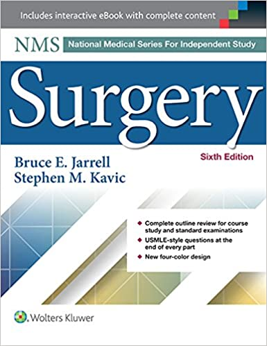 NMS Surgery (National Medical Series for Independent Study ...