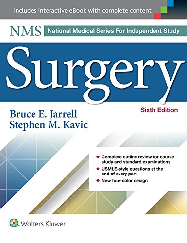 NMS Surgery (National Medical Series for Independent Study)