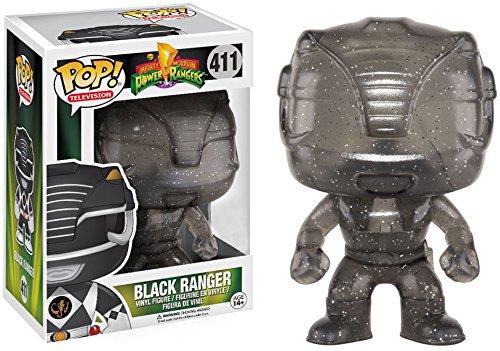 Funko Pop! Power Ranger - Black  Ranger exclusive