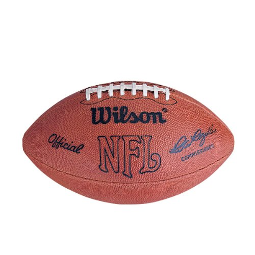 NFL Pittsburgh Steelers, Los Angeles Rams Wilson Football Super Bowl 14 by Wilson