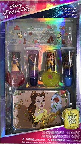 Conjunto de regalo de Navidad Disney Princess Cosmetic Nail Polish para niñas (3+ años) (Minnie Mouse)