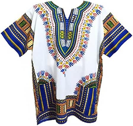 Vipada's Dashiki Shirt African Top Men's Dashiki