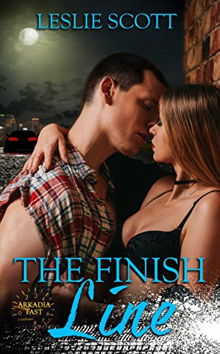 Book: The Finish Line by Leslie Scott