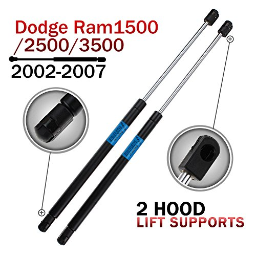 dayincar-qty-2-dodge-ram-hood-lift-supports-struts-dampers-shocks-for-2002-to-2007-dodge-ram-1500-25