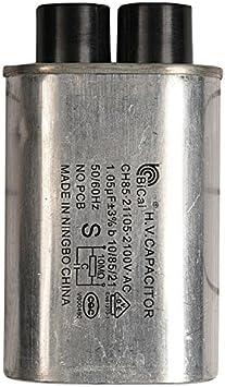 0 czzw1h004s Kenmore microondas condensador dibujo (Hi: Amazon.es ...