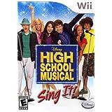 High School Musical Sing It - Wii