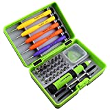 X-sea 36 in 1 Professional Mobile Phone Repairing Opening Tools Screwdriver sets with 28 pcs Screwdriver Head for iPhone/iPad/iPod/Samsung/Nokia/HTC and Other Devices