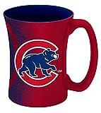 cubs coffee mug - MLB Chicago Cubs Mocha Mug, 14-ounce