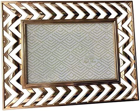 Sheffield Home Photo Frame Picture 12 by 12 Gold Table Top