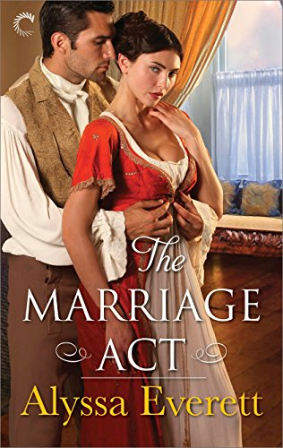 book cover of The Marriage Act