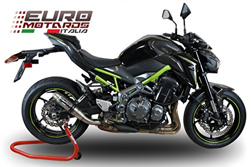 Kawasaki Z900 2017-2018 GPR Exhaust Slip-On Silencer Deeptone New