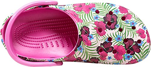 Mixte Sabots Rose Classic Party Pink cashmere Clog Crocs Graphic Adulte wFvaU1