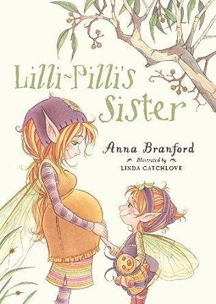 book cover of Lilli-Pilli\'s Sister