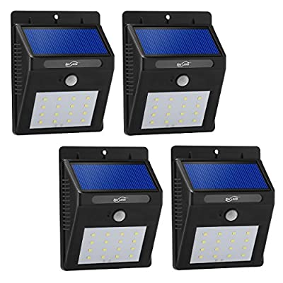 LED-036BK Solar Sensor Lights