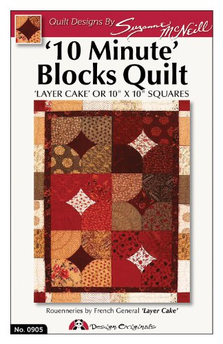 10 minute quilt blocks - 6