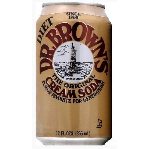 Dr Browns Soda Diet Creme 6pk (Dr Browns Diet Cream Soda compare prices)