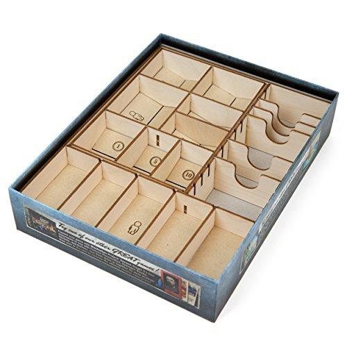 Broken Token Box Organizer for The Manhattan Project