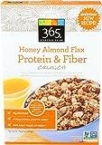 365 Everyday Value, Honey Almond Flax Protein & Fiber Crunch, 13 oz