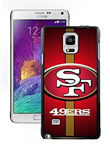 WOSN San Francisco 49ers 37 Black Case Cover for Samsung Galaxy Note4