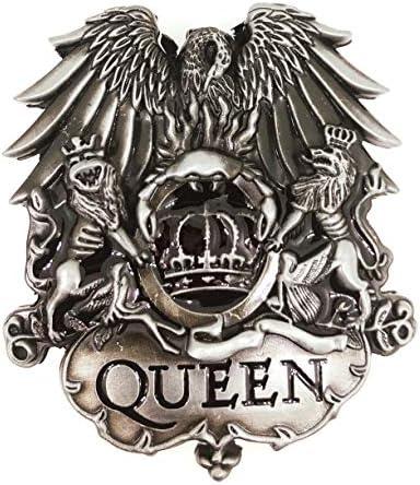 Hebilla de Cintur/ón Queen 8x6,5cm
