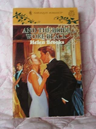 book cover of And the Bride Wore Black