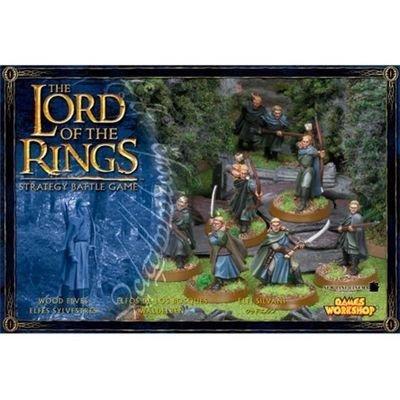 Games Workshop Lord of the Rings Wood Elves Box -