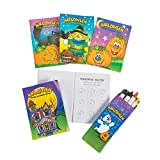 Halloween Mini Activity Sets (1 Dozen)