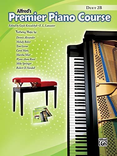 Premier Piano Course Duets, Bk 2B