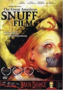 Great American Snuff Film [USA] [DVD]