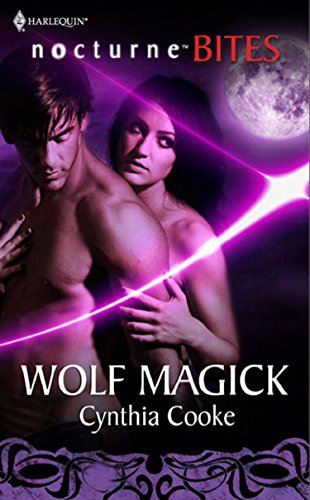 book cover of Wolf Magick