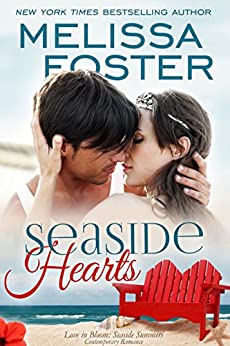 Seaside Hearts: Jenna Ward (Love in Bloom: Seaside Summers Book 2) by [Foster, Melissa]