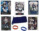 Tom Brady Football Cards Assorted (5) Bundle - New