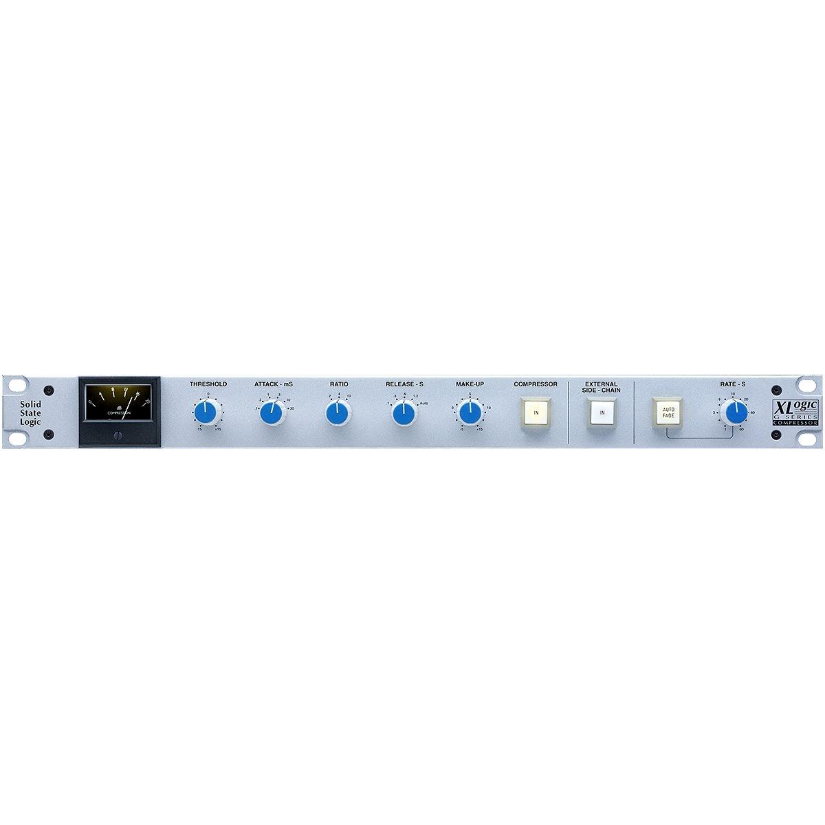 Solid State Logic 729946 X 2 | XLogic 1ユニットGシリーズCompressor B010MJ5VSY