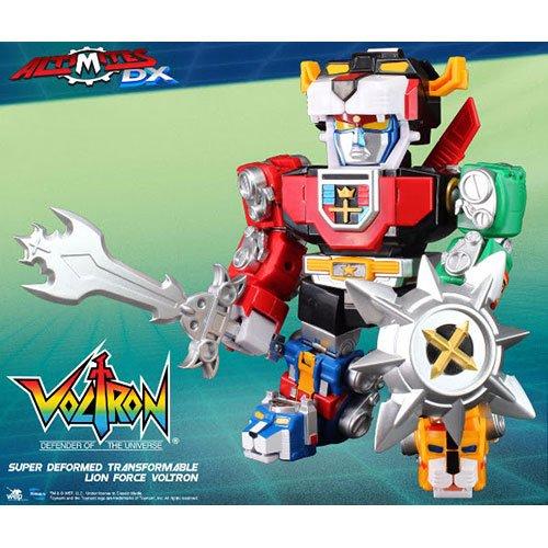 Voltron Altimite DX Transformable Action Figure