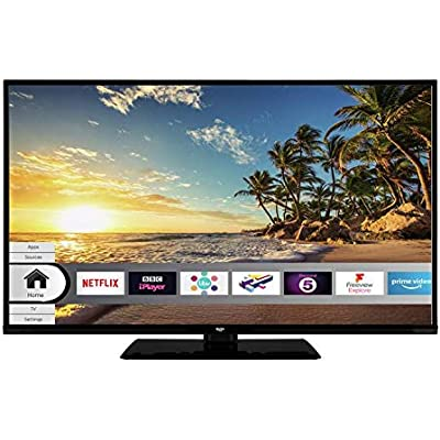 Bush Inch Full  1080p  Smart LED with Built Wi-Fi and Freeview Play...