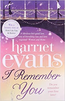 Book I Remember You by Harriet Evans (2011-06-23)