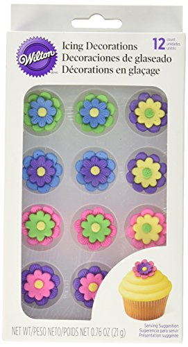 Wilton Royal Icing Decorations (12 Pack), 1