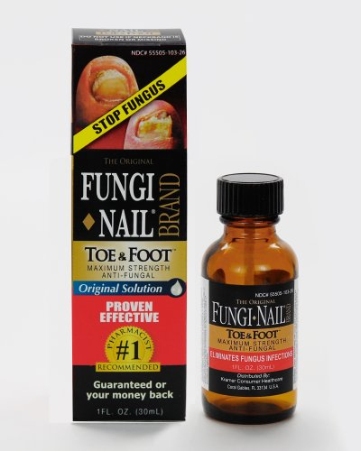 Champignons Nail 1 oz Solution