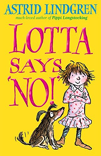 Lotta Says 'NO '