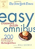 Easy Crossword Puzzle Omnibus, New York Times Staff, 0312361238